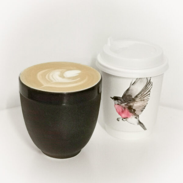 Oriental Cappuccino, 250ml