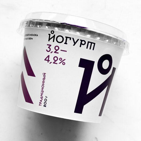 Йогурт традиционный, 200ml.