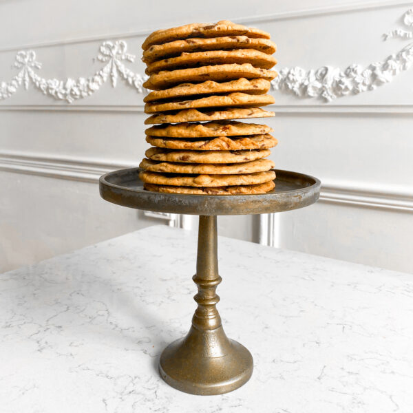 Печенье с Миндалем, Шоколадом и Солью