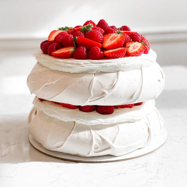Торт Pavlova, 1-4kg