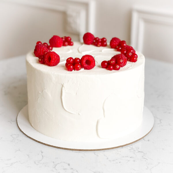 Ванильный торт, 1.6-1.8kg