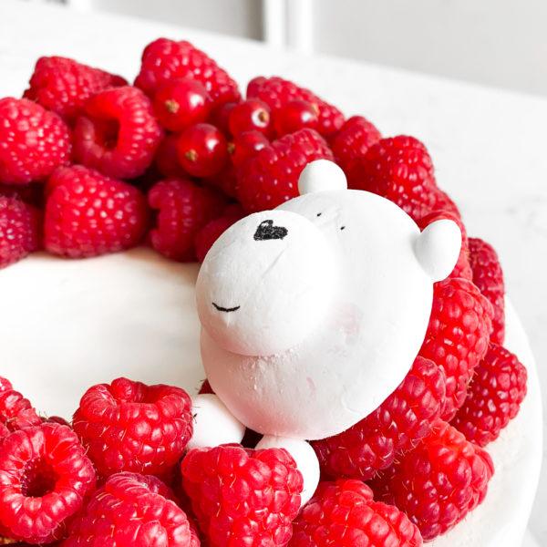 + Мишка для торта