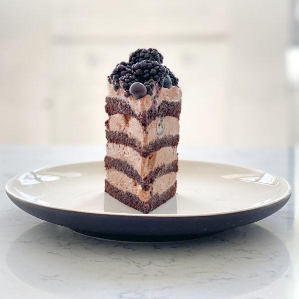 Очень Шоколадный торт, 1.9-2.1kg