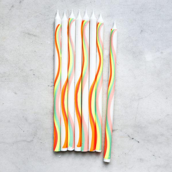 Свеча для торта