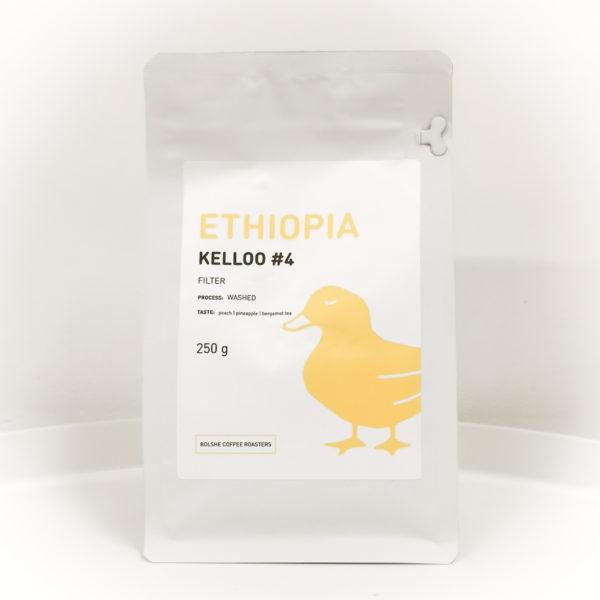 BLC Эфиопия Келло, 250g., кофе в зернах