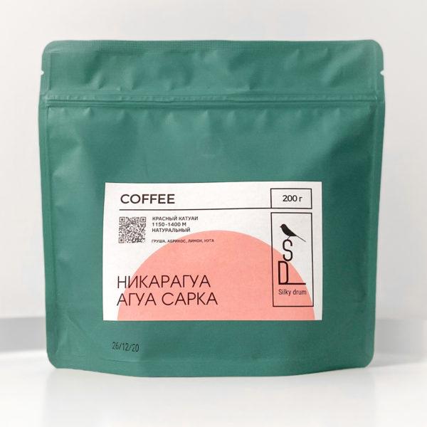 SKD Никарагуа Сарке, 200g., кофе в зернах