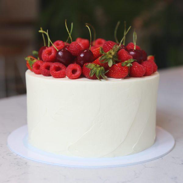 Торт с кольцом ягод, 2-9kg