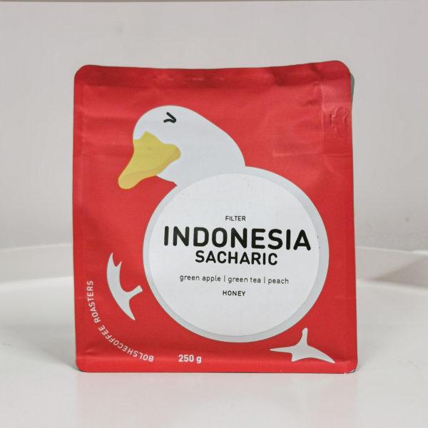 BCR Индонезия Сахарик, 250g, кофе в зёрнах