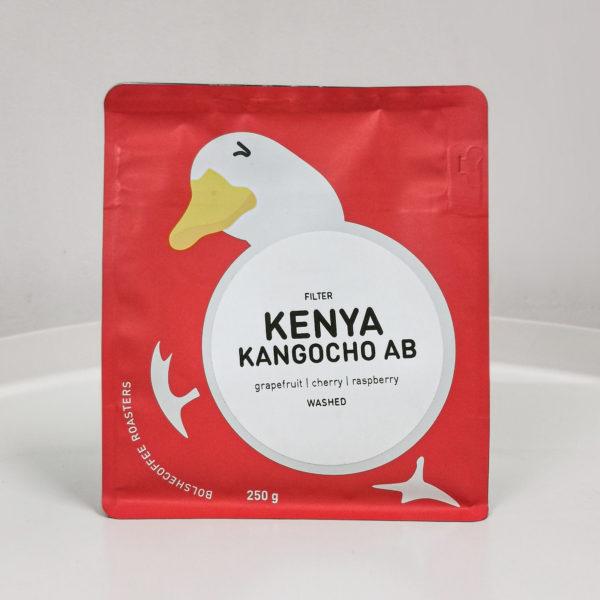 BCR Кения Кангочо, 250g, кофе в зёрнах