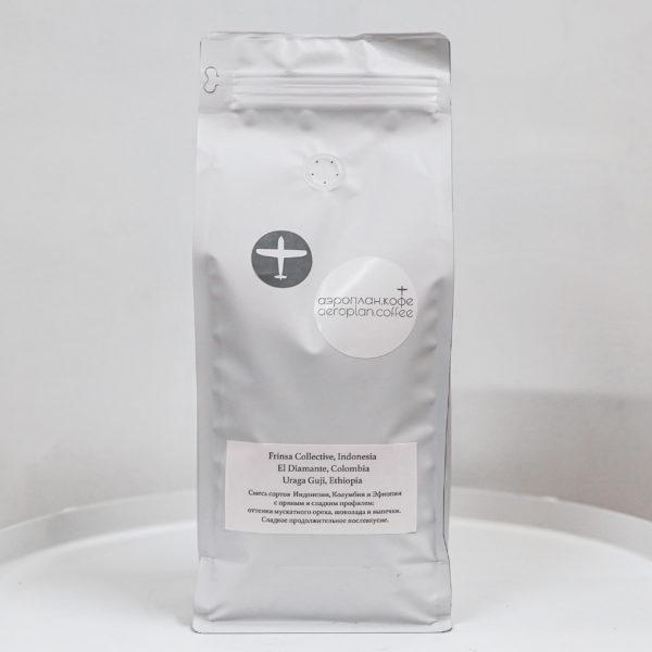 AER Espresso Индонезия, Колумбия, Эфиопия