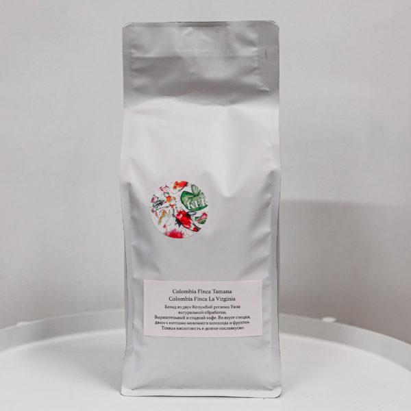 YUM Espresso Кения и Колумбия