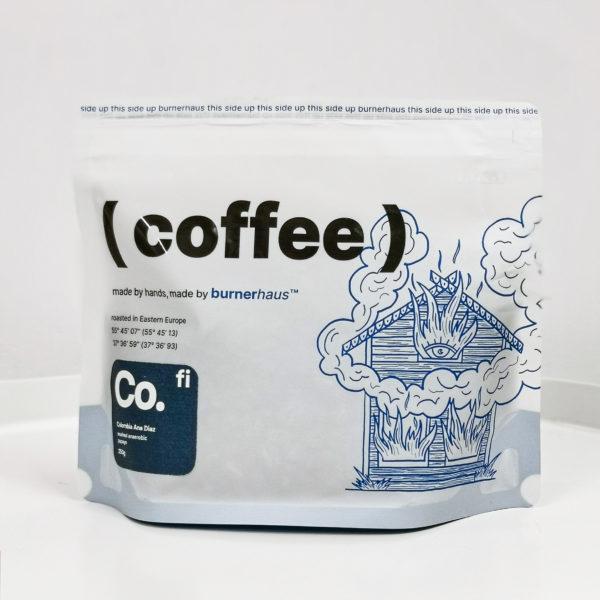BRH Колумбия Ана Диаз, 250g, кофе в зёрнах