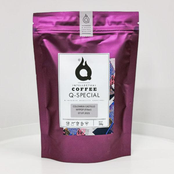 QQC Колумбия Май Поп, 200g, кофе в зёрнах