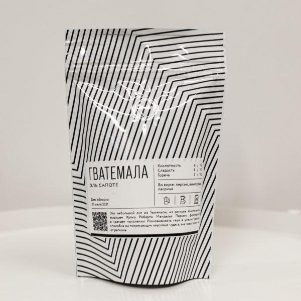 COB Гватемала Эль Сапоте, 150g, кофе в зёрнах